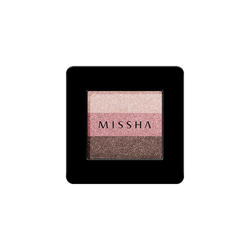 Sombra Triple Eyeshadow - Missha