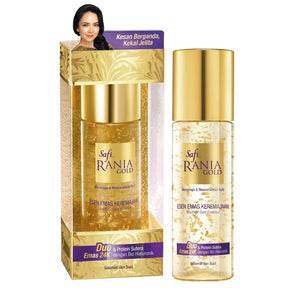 Tratamento Anti-Idade Youthful Gold Essence - Safi Rania Gold