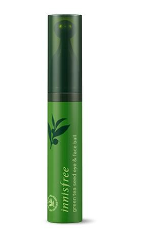 Hidratante Green Tea Seed Eye & Face Ball  - Innisfree