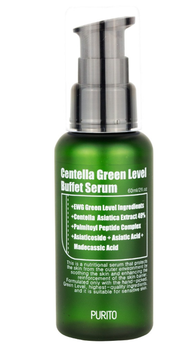 Tratamento Centella Green Level Buffet Serum - Purito