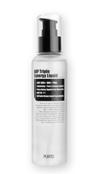 Tratamento  ABP Triple Synergy Liquid - Purito