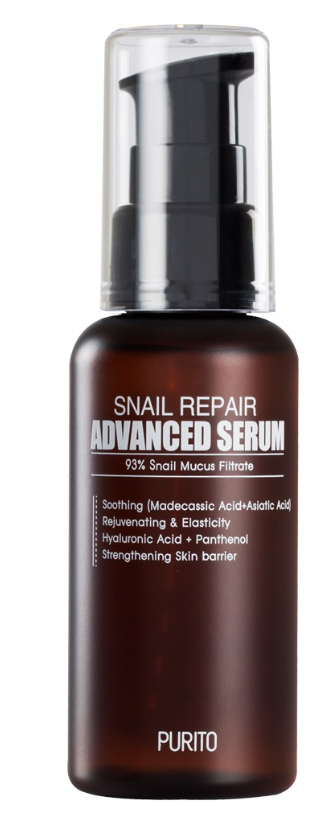 Tratamento  Snail Repair Advance Serum - Purito