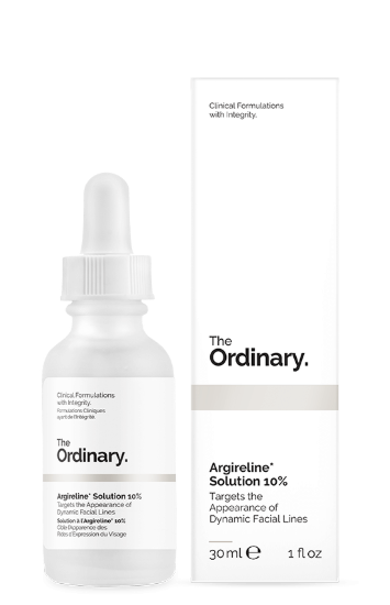 Tratamento Argireline Solution 10% - The Ordinary
