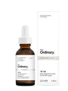 "Tratamento ""B"" Oil - The Ordinary"