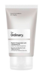 Tratamento Vitamin C Suspension 23% + HA Spheres 2% - The Ordinary
