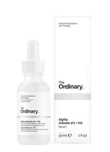 Tratamento Alpha Arbutin 2% + HA - The Ordinary