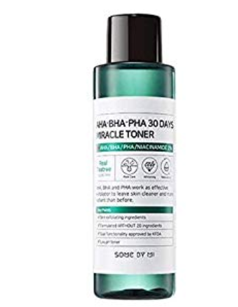 Tratamento AHA.BHA.PHA 30 Days Miracle Toner  - Some by me