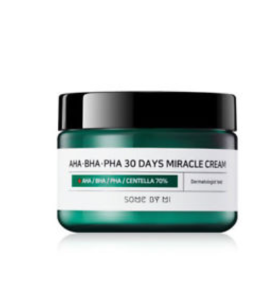 Tratamento AHA.BHA.PHA 30 Days Miracle Cream  - Some by me