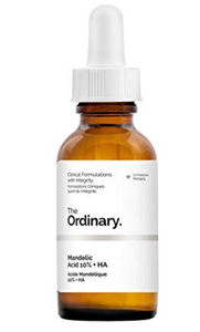 Tratamento Mandelic Acid 10% + HA Soft Superficial Dermal Peeling  - The Ordinary