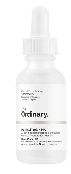 Tratamento  Matrixyl 10% + HA - The Ordinary