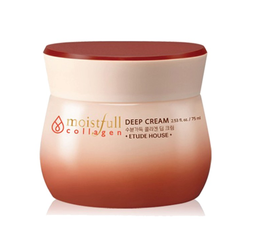 Tratamento  Moistfull Collagen Deep Cream - Etude House