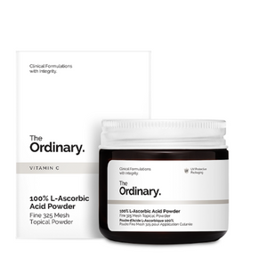Tratamento 100% L-Ascorbic Acid Powder  - The Ordinary