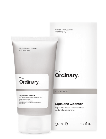 Sabonete Facial Squalane Cleanser - The Ordinary