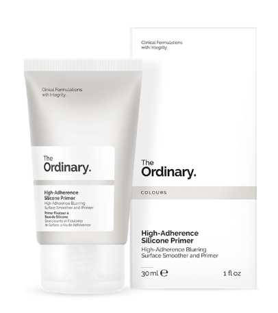 Tratamento High-Adherence Silicone Primer - The Ordinary