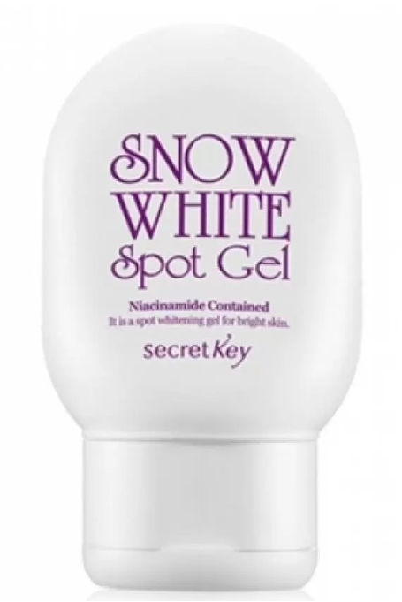 Tratamento  Snow White Spot Gel - Secret Key