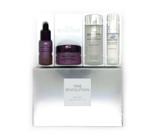 Tratamento Time Revolution Special Miniature Kit - Missha