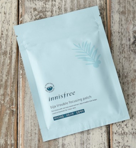 Tratamento Bija Trouble Focusing Patch - Innisfree