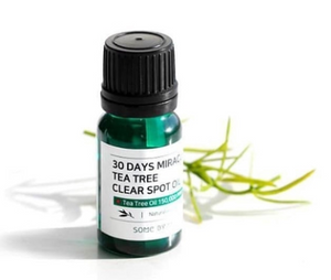 Tratamento 30 Days Miracle Tea Tree Clear Spot Oil - Some By Mi