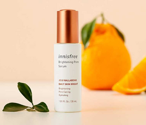 Tratamento Brightening & pore-caring serum - Innisfree