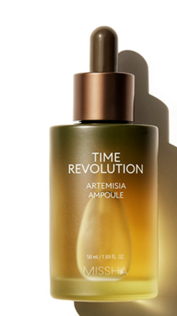 Tratamento Time Revolution Ambulance Soothing Ampoule - Missha