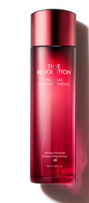 Tratamento Time Revolution Red Algae Treatment Essence  - Missha