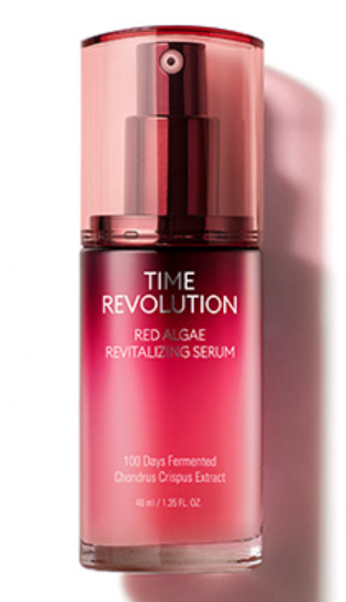 Tratamento Time Revolution Red Algae Revitalizing Serum - Missha