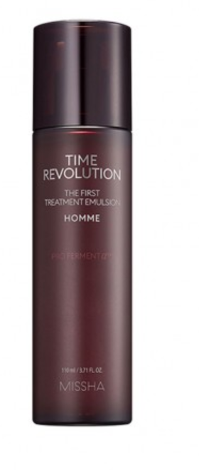 Tratamento Time Revolution Homme The First Treatment Emulsion - Missha