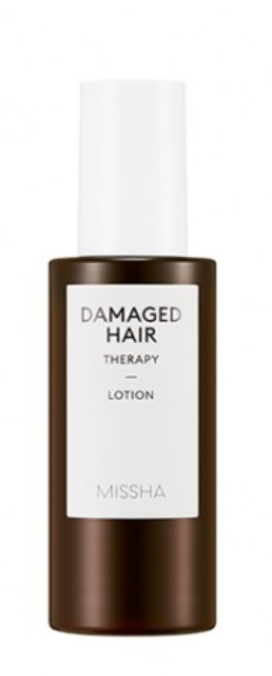 Tratamento Damaged Hair Therapy Lotion - Missha