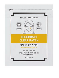 Tratamento Speedy Solution Blemish Clear Patch - Missha