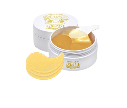Tratamento Hell Pore Gold Hyaluronic Acid Eye Patch - Elizavecca