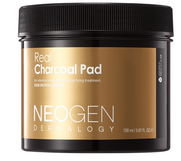 Tratamento Real Charcoal Pad - Neogen