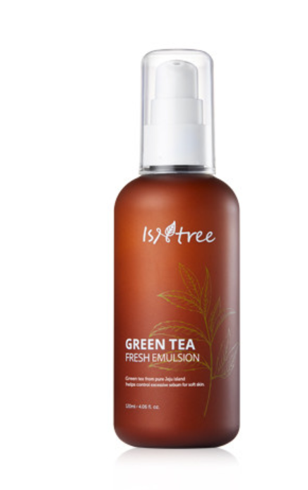 Tratamento Green Tea Fresh Emulsion - Instree