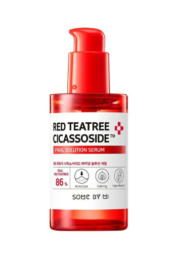 Tratamento Red Teatree Cicassoside Final Solution Serum - Some By Mi