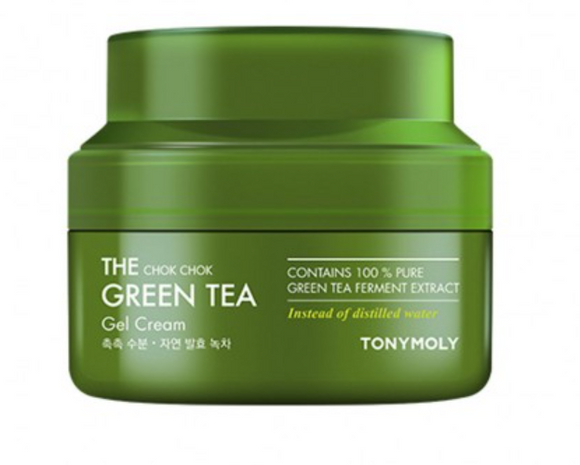 Hidratante The Chok Chok Green Tea Gel Cream - Tony Moly