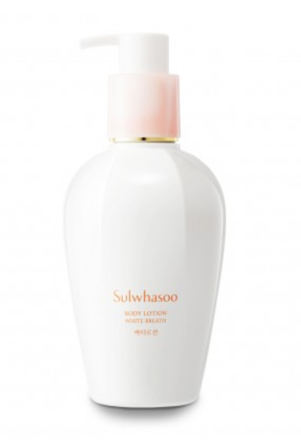 Hidratante Body Lotion White Breath - Sulwhasoo