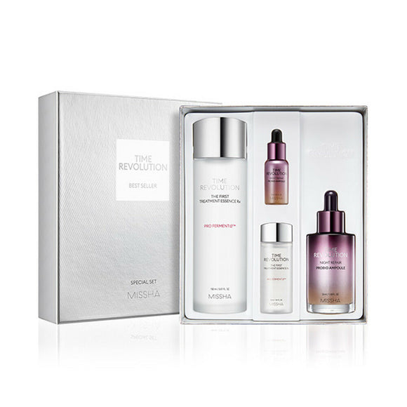 Kit Time Revolution Probio Special Set - Missha