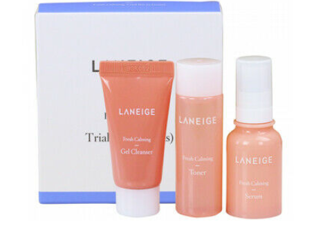 Kit Fresh Calming Trial Kit - Laneige
