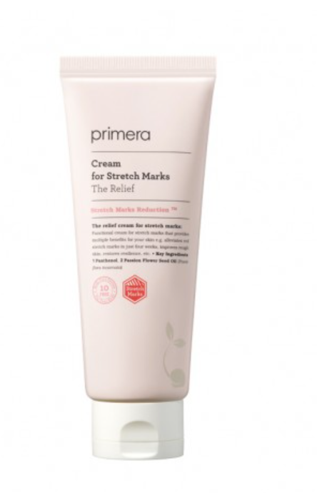 Tratamento The Relief Cream For Strecth Marks  - Primera