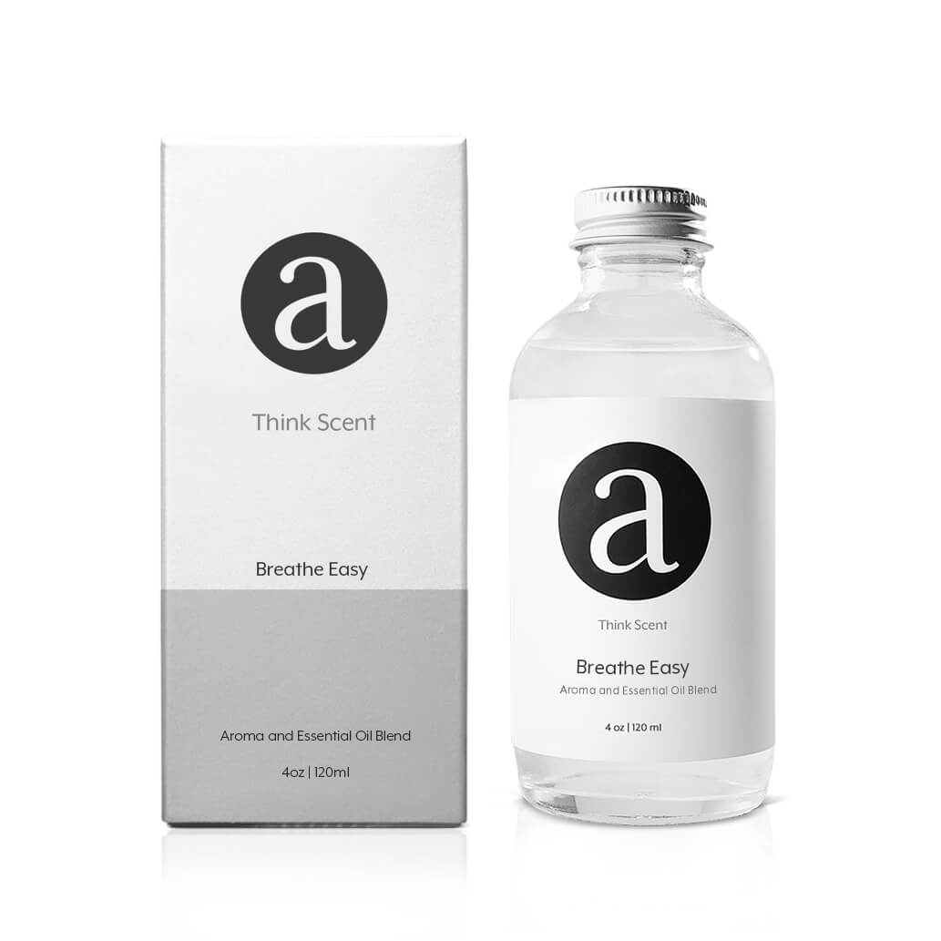 Breathe Easy 120ml - AromaTech Systems
