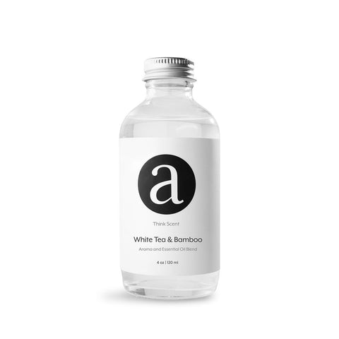 White Tea & Bamboo 120ml - AromaTech Systems