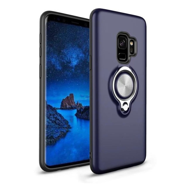 samsung s9 plus case with ring
