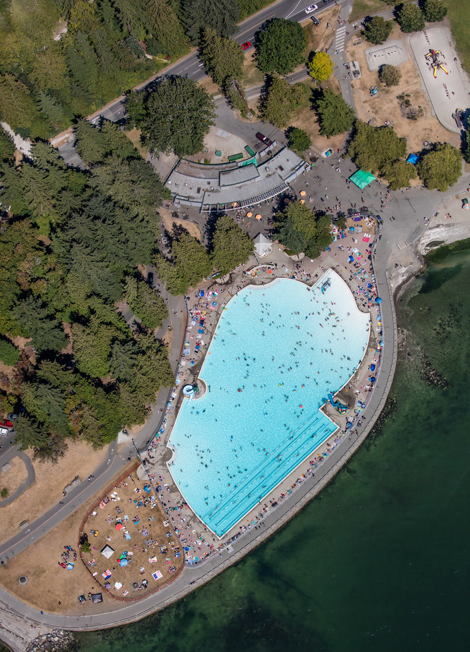 2nd Pool, Stanley Park