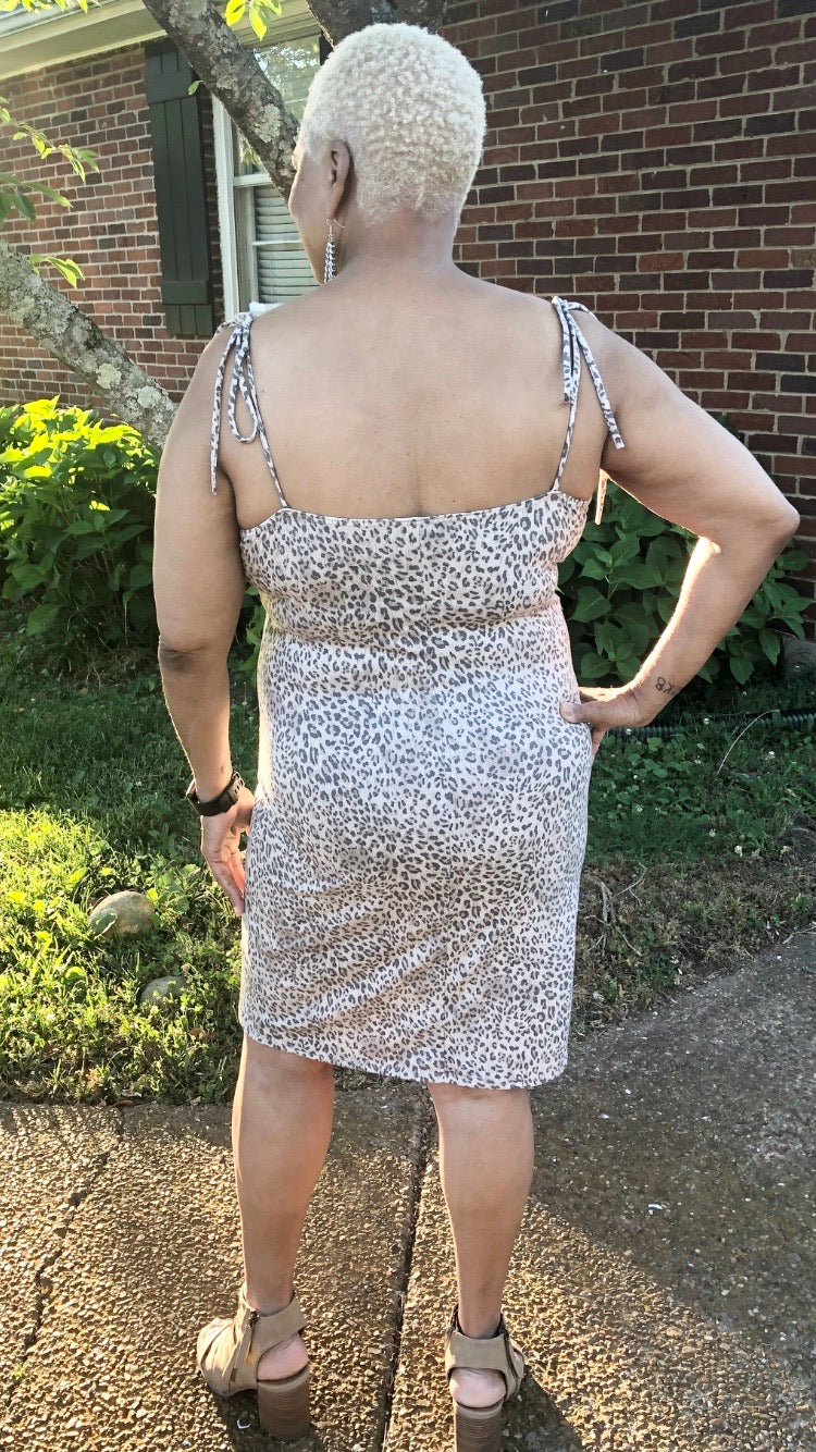 Animal Print Plus Size