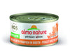 Almo Nature Cat HQS Natural Chicken with Pumpkin in Broth 24 Cans 2.47 oz 70 g