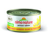 Almo Nature Cat HQS Natural Chicken Breast in Broth 24 Cans 2.47 oz 70 g