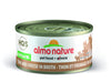 Almo Nature Cat HQS Natural - Tuna w/Cheese in Broth - 24 Cans