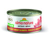 Almo Nature Cat HQS Natural Chicken And Shrimp in Broth 24 Cans 2.47 oz 70 g Each