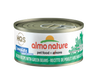 Almo Nature Cat HQS Complete Chicken Recipe Green Beans in Gravy 24 Cans 2.47 oz 70 g Each