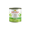 Almo Nature Dog HQS Natural - Chicken & Tuna w/ Vegetables Entree - 12 Cans