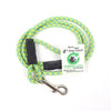 Shifting Gears - MADE IN USA, Rock-2-Ruff 4' Leash, THIN Rope, Recycled rock climbing rope